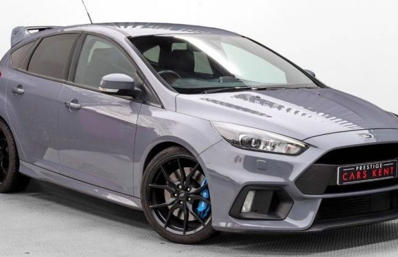 The Sub-£20k Ford Focus RS Is Now A Thing