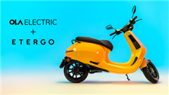 Ola Electric acquires e-scooter maker Etergo