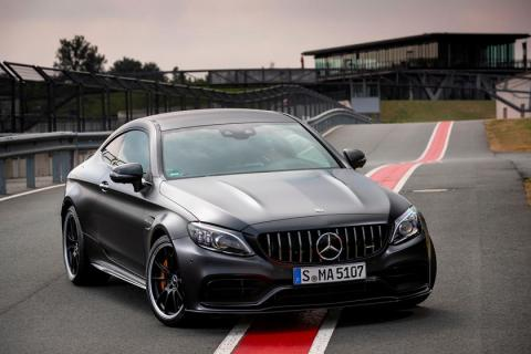 Mercedes-AMG C 63 Coupe launched at Rs. 1.33 crore