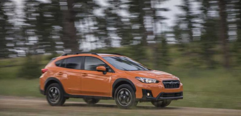 2021 Subaru Crosstrek Sport crossover won't be penalized at the pump for more performance