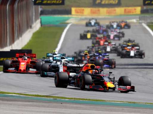 All drivers agree Formula 1 grid is too spread out