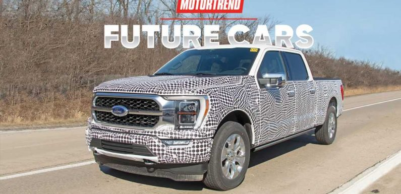 2021 Ford F-150 Pickup Truck Officially Debuts on June 25