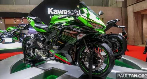 VIDEO: 2020 Kawasaki ZX-25R does the dyno run