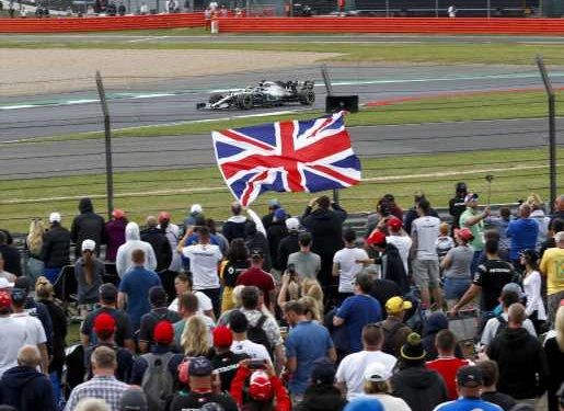 Silverstone moves to August on provisional calendar