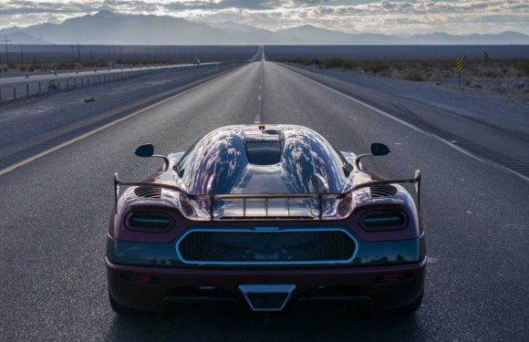 What is the fastest production car in the world?
