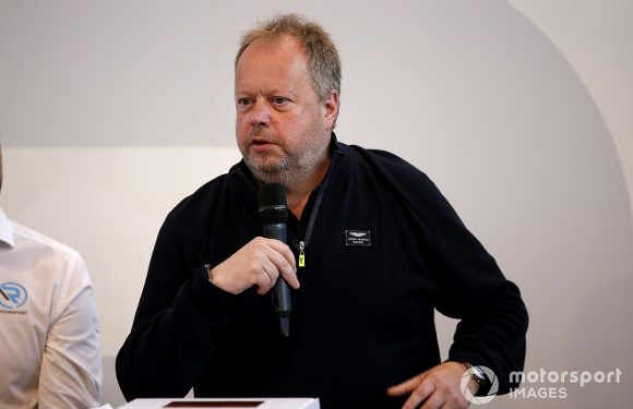 AMG boss tipped to replace Aston CEO Palmer