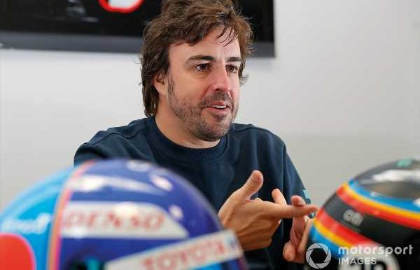 Alonso claims 2021 plans are 'more or less' set