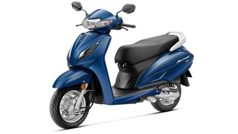 India is no longer the top market for Honda 2-wheelers
