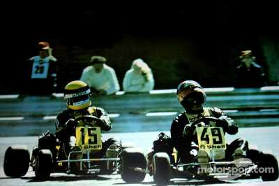 An interview with Terry Fullerton – Ayrton Senna's favorite adversary