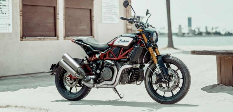 Indian Motorcycle going electric with EFTR trademark? – paultan.org