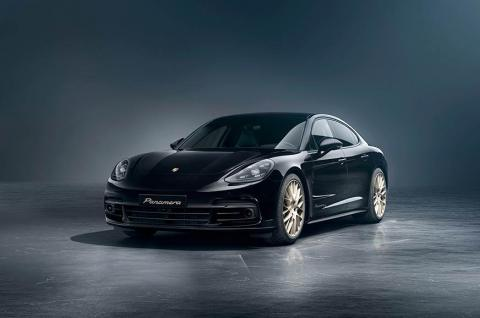 Porsche Panamera 4 10 Years Edition launched at Rs. 1.60 Cr.