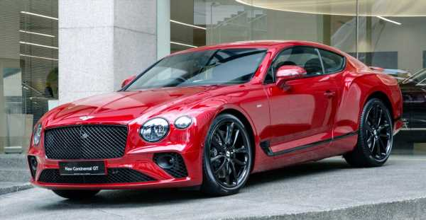 Bentley Continental GT V8 now in Malaysia – 550 PS, 770 Nm, 0-100 in 4.0s, from RM795k before local tax – paultan.org