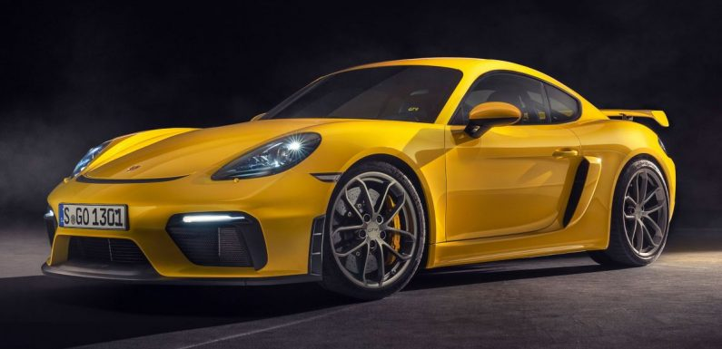 2021 porsche 718 boxster and cayman updated in the us