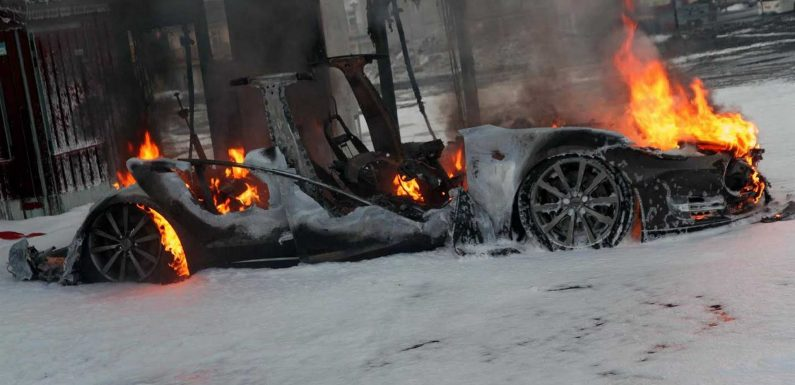 Has Tesla Hid A Model S Battery Issue Since 2012 That Could Cause Fires?