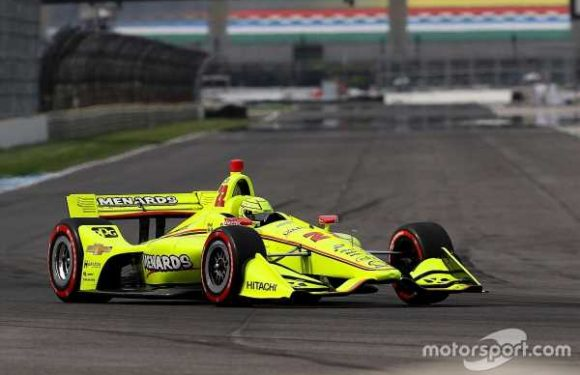 """Daly, Pagenaud: IndyCar, NASCAR double-header at IMS is """"awesome"""""""