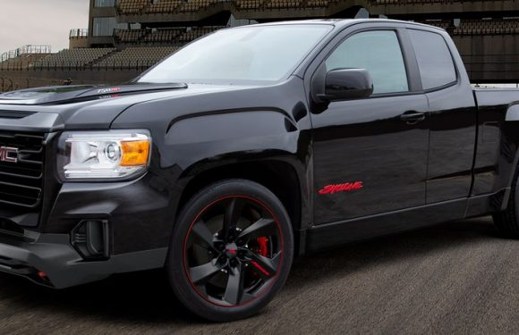 This Aftermarket GMC Canyon 'Syclone' Gets a 750-HP Supercharged V-8