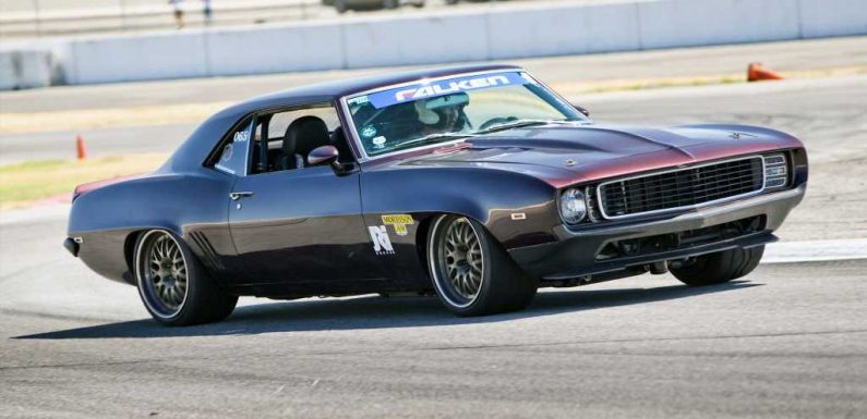 Track tested Art Morrison 1969 Camaro