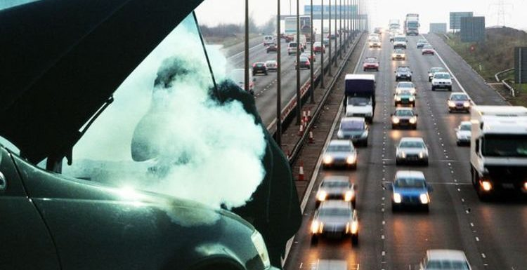 RAC warning: Breakdown experts urge drivers to check cars as road traffic set to soar