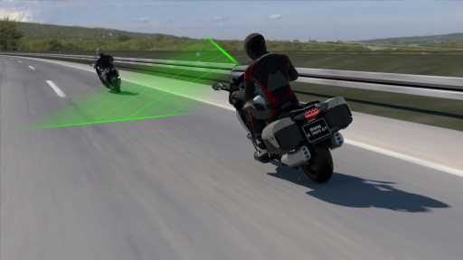 BMW Motorrad shows Active Cruise Control for bikes – paultan.org