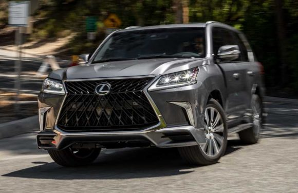 One Week With the 2020 Lexus LX 570