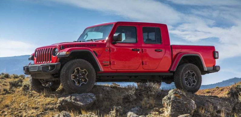 2021 jeep gladiator ecodiesel specs and release date