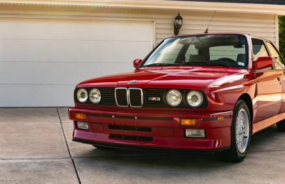 An 8000-Mile E30 BMW M3 Just Sold For $250k