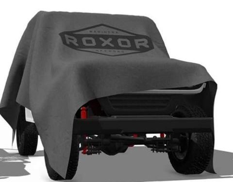 New look Mahindra Roxor teased
