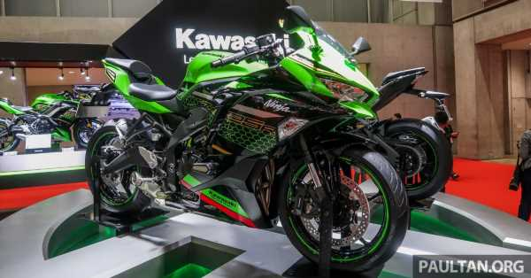 2020 Kawasaki ZX-25R launched in Indonesia – two versions, Standard at RM28,427, SE at RM33,431 – paultan.org
