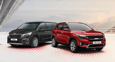 Kia: 1 lakh sales up in India!