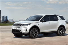 Land Rover Discovery Sport 2.0L Petrol BS6 launched