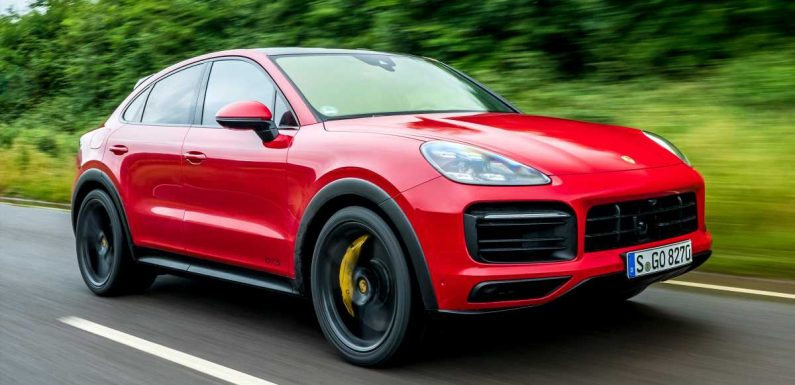 New Porsche Cayenne GTS Coupe 2020 review