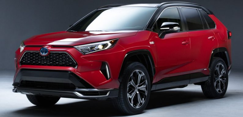Toyota RAV4 Prime – orders frozen in Japan due to supply chain bottleneck and overwhelming demand – paultan.org