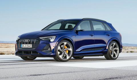 Audi e-tron S & e-tron S Sportback electric SUVs revealed