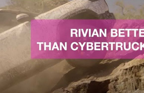 Can The Rivian R1T Beat The Tesla Cybertruck When Off-Roading?
