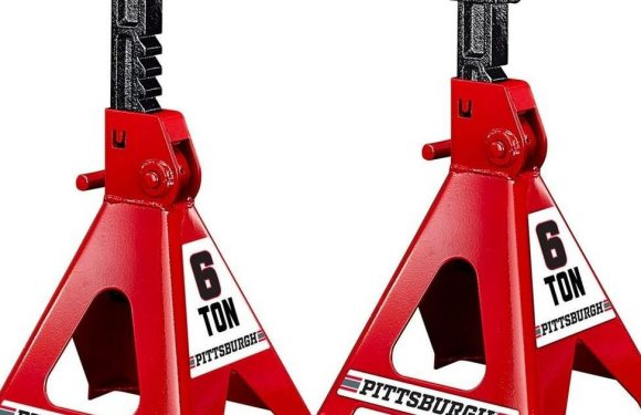 Replacements For Recalled Harbor Freight Axle Stands…Get Recalled Too