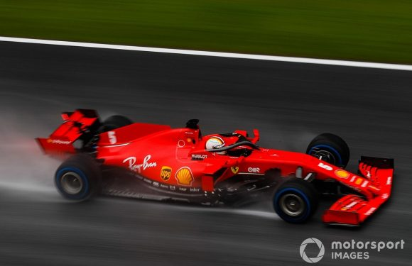Binotto: Results 'not good enough for a team named Ferrari'