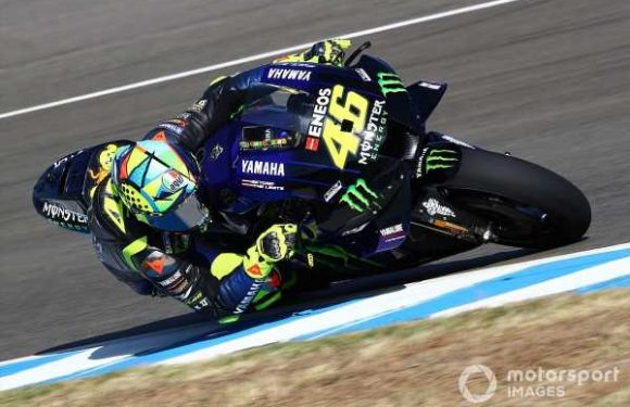 "Valentino Rossi: Reports I signed SRT MotoGP contract ""fake"""
