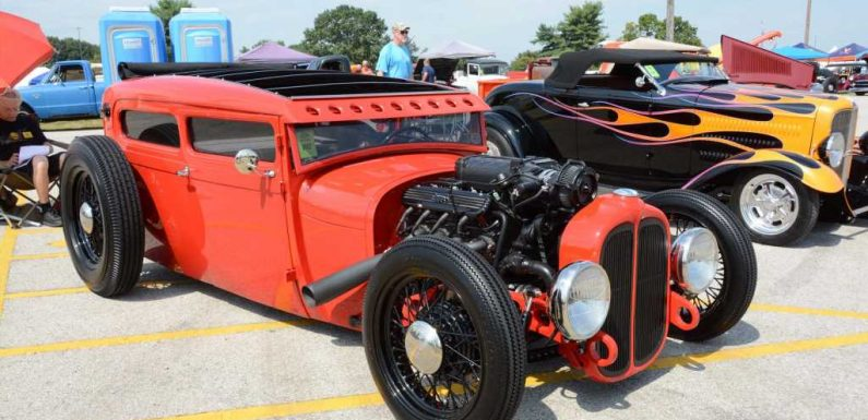 25 Favorite Hot Rods From Recent NSRA Street Rod Nationals