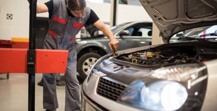MOT test backlogs to cause havoc this autumn as DVSA warns garages will be 'very busy'