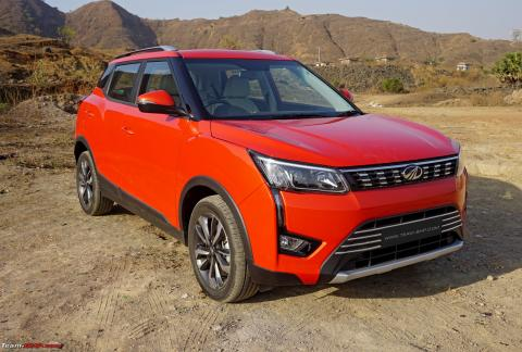 Mahindra XUV300 prices cut by up to Rs. 87,129