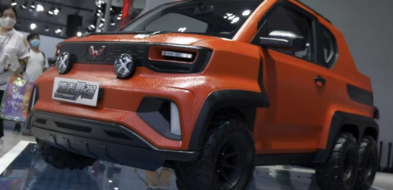 2020 Chengdu Motor Show Explains Why China Is The Global Epicenter for EVs