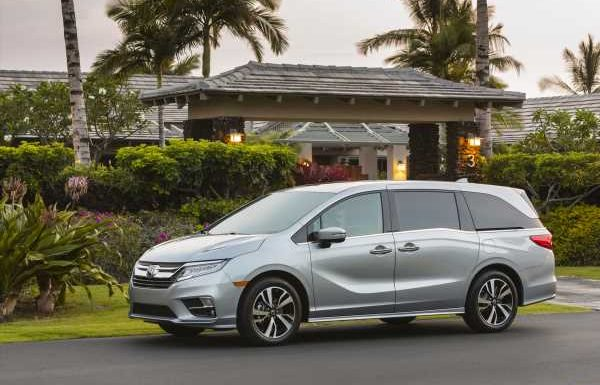 Honda recalls 608,000 newer Odyssey, Pilot, Passport crossovers and minivans for multiple issues