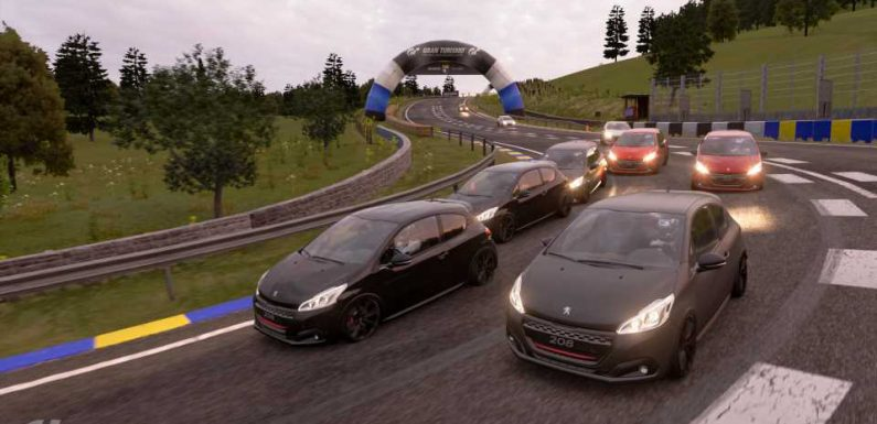 GT Sport Daily Races: Just Like Old Times
