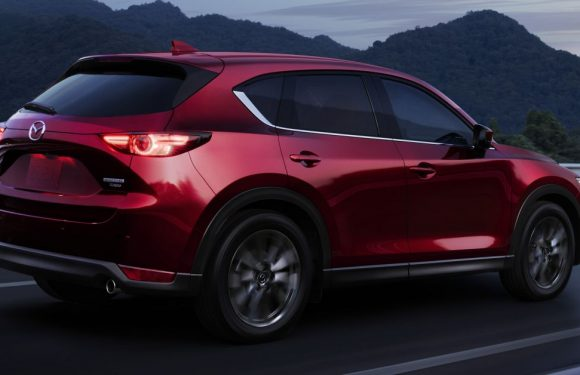 2021 mazda cx5 debuts in the us  carbon edition models