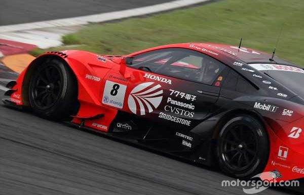 Super GT news: Nirei Fukuzumi 'disappointed' by Fuji error