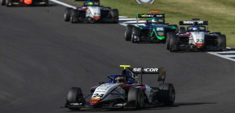 Fraga Foiled Again by Reliability Woes at Silverstone
