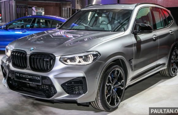 2020 F97 BMW X3 M, F98 X4 M Competition launched in Malaysia – 3.0L inline-6, 510 hp, 600 Nm; fr RM887k – paultan.org