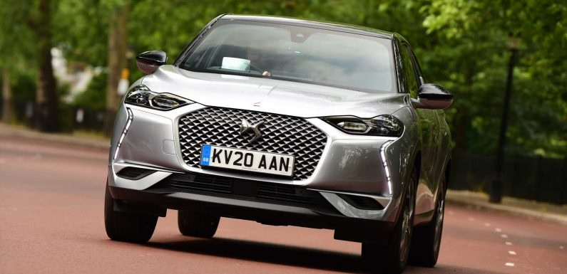 New DS 3 Crossback E-Tense 2020 review
