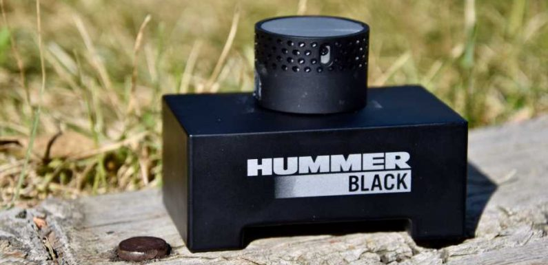 Sensory Assault: Official Hummer-Branded Cologne Still Exists, and We Took it for a Spin