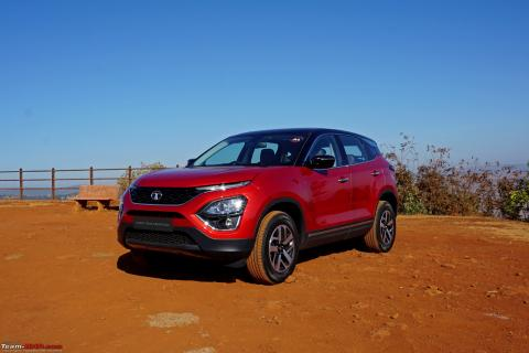 Tata Harrier Automatic Review : 9 Pros & 9 Cons